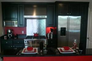 Photo #4: Kitchen Refinishing $2000