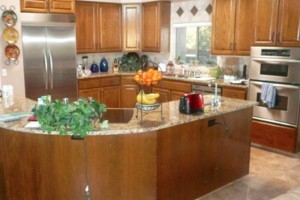 Photo #1: Kitchen Refinishing $2000