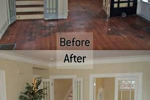 Photo #6: Flooring Pros LLC. $1 sqft laminate installation special!