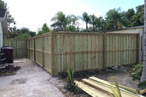 Photo #2: ALL FENCE REPAIR AND INSTALLATION