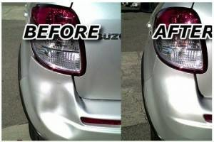 Photo #2: MOBILE AUTO BODY REPAIR by Robert. SAVE TIME AND MONEY!