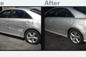 Photo #3: MOBILE AUTO BODY REPAIR by Robert. SAVE TIME AND MONEY!