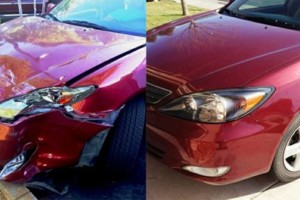 Photo #5: MOBILE AUTO BODY REPAIR by Robert. SAVE TIME AND MONEY!