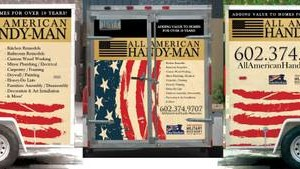 Photo #1: All American Handy-Man! - Professional and Reliable!