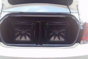 Photo #6: Robert Brandon car audio Installation