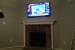 Photo #3: TITAN SOLUTIONS. $65 Quality Tv Mounting/ Wire Concealment!