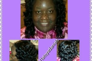 Photo #6: Sew in, Quick weave, Relaxers & so much more!