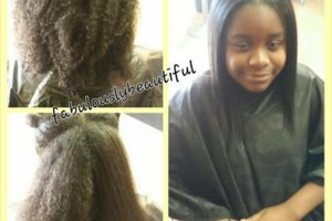 Photo #2: Sew in, Quick weave, Relaxers & so much more!