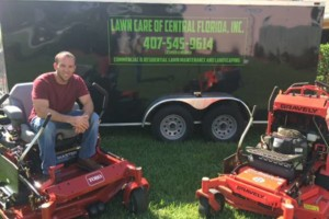 Photo #5: Lawn Care of Central Florida - Professional Lawn Service
