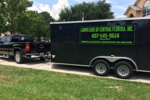 Photo #3: Lawn Care of Central Florida - Professional Lawn Service