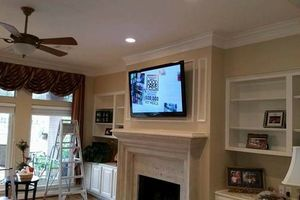 Photo #4: NEED YOUR TV MOUNTED OR HOME THEATER INSTALLED??