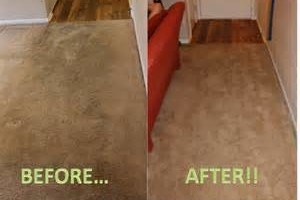 Photo #1: 4 Areas $80! NO HIDDEN FEES! carpet cleaning and more!