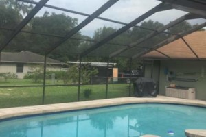 Photo #15: Mid-State Aluminum. Window Replacement & Pool Re-Screening