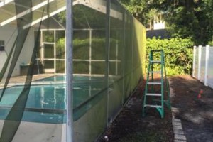 Photo #14: Mid-State Aluminum. Window Replacement & Pool Re-Screening