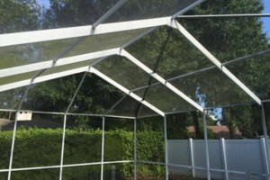 Photo #12: Mid-State Aluminum. Window Replacement & Pool Re-Screening