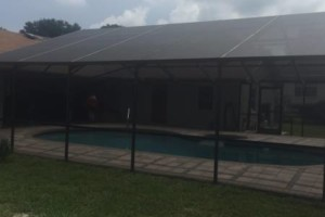 Photo #10: Mid-State Aluminum. Window Replacement & Pool Re-Screening
