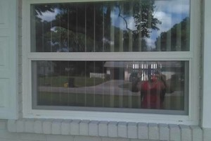Photo #4: Mid-State Aluminum. Window Replacement & Pool Re-Screening