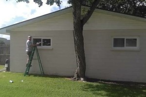 Photo #2: Mid-State Aluminum. Window Replacement & Pool Re-Screening