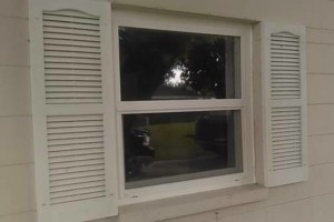 Photo #1: Mid-State Aluminum. Window Replacement & Pool Re-Screening