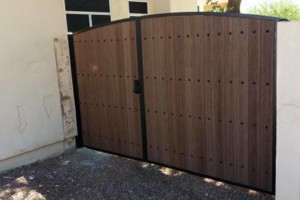 Photo #10: SECURITY DOORS, RV GATES, FENCE AND MORE!