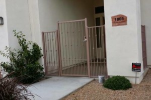 Photo #9: SECURITY DOORS, RV GATES, FENCE AND MORE!