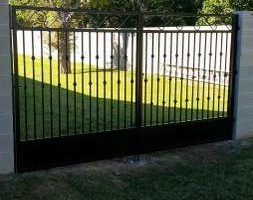 Photo #8: SECURITY DOORS, RV GATES, FENCE AND MORE!