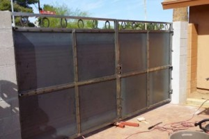 Photo #3: SECURITY DOORS, RV GATES, FENCE AND MORE!