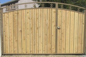 Photo #2: SECURITY DOORS, RV GATES, FENCE AND MORE!