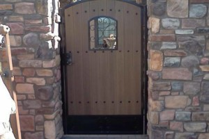 Photo #1: SECURITY DOORS, RV GATES, FENCE AND MORE!