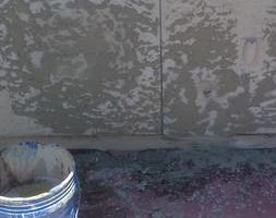 Photo #3: AFFORDABLE RELIABLE STUCCO REPAIR