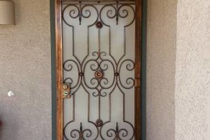 Photo #1: Custom Ornamental Iron Work