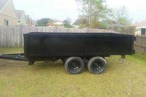 Photo #3: JunkItPlus. DUMPSTER RENTAL. WE HAUL AWAY OR DELIVER WHATEVER MATERIAL