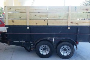 Photo #2: JunkItPlus. DUMPSTER RENTAL. WE HAUL AWAY OR DELIVER WHATEVER MATERIAL
