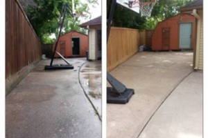 Photo #11: Pressure washing. $50 special 2 car driveway. Call today for your free estimate!...