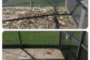 Photo #9: Pressure washing. $50 special 2 car driveway. Call today for your free estimate!...