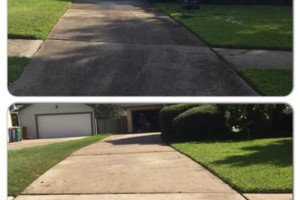 Photo #7: Pressure washing. $50 special 2 car driveway. Call today for your free estimate!...