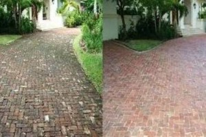 Photo #6: Pressure washing. $50 special 2 car driveway. Call today for your free estimate!...