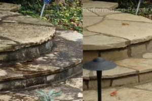 Photo #4: Pressure washing. $50 special 2 car driveway. Call today for your free estimate!...