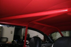 Photo #2: Auto upholstery. Vinyls and Conv. Tops