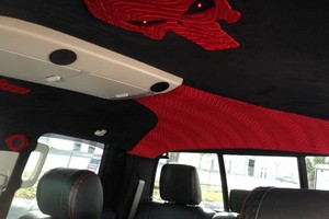 Photo #4: Auto upholstery. Vinyls and Conv. Tops