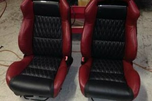 Photo #13: Auto upholstery. Vinyls and Conv. Tops