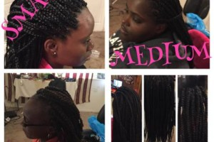 Photo #6: AFFORDABLE BRAIDS & SEWINS