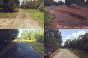 Photo #2: LAND CLEARING/ EXCAVATION/ GRAVEL ROADS/ DEMOLITION