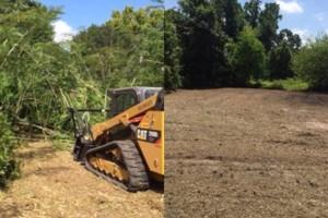 Photo #5: LAND CLEARING/ EXCAVATION/ GRAVEL ROADS/ DEMOLITION