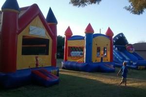 Photo #2: Backyard Bouncers Available