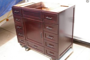 Photo #1: Cabinet Maker, Furniture Resoration and Repair
