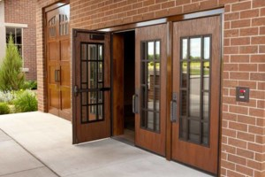Photo #1: COMMERCIAL DOORS, FRAMES, HARDWARE...