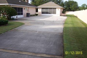 Photo #2: Give your place a new look! Pressure Washing Services