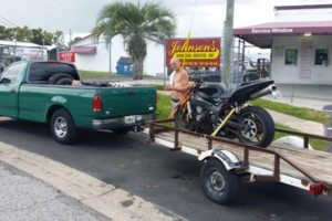 Photo #12: Motorcycle Towing! Call Anytime!