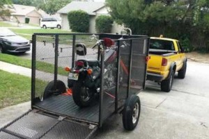 Photo #10: Motorcycle Towing! Call Anytime!